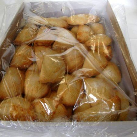 Empanadillas Almendra